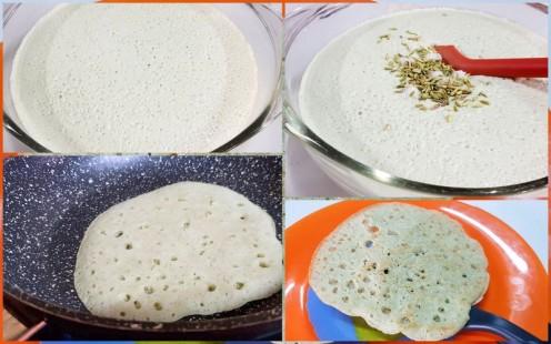 fermented rice and munggo