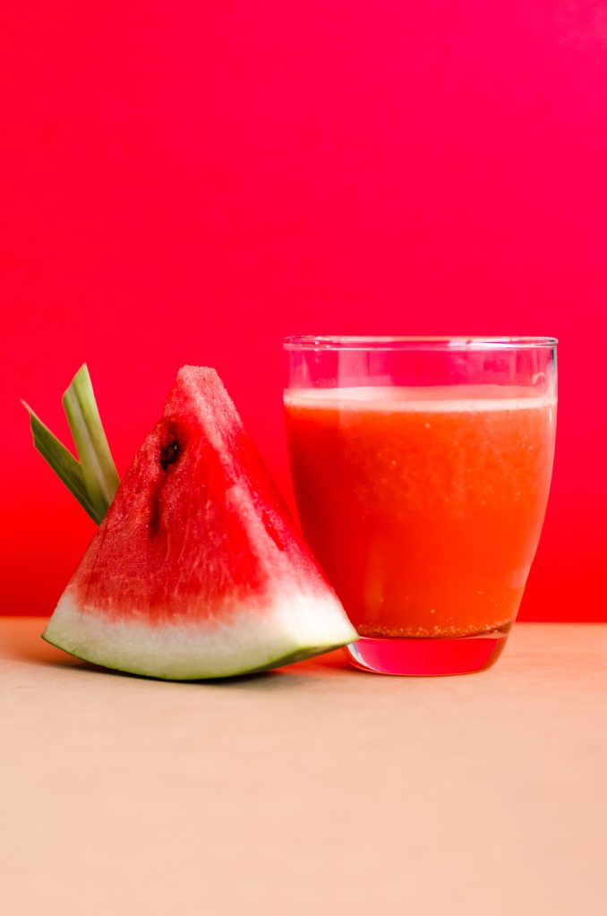 Watermelon pre-workout juicing recipes
